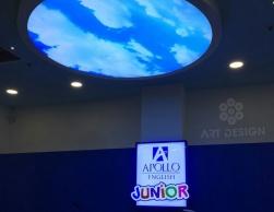 TRUNG TÂM TIẾNG ANH APOLO